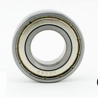 Good Tolerence Level , Single Row Deep Groove Ball Bearing 6202 zz, 6200 Bearing Manufactures