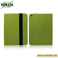 Buy cheap Leather case for ipad mini , toothpick design with silicone cover from wholesalers
