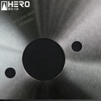 Buy cheap Coated Aluminum Cutting Saw Blade High Precision For Laminated Board from wholesalers