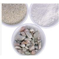 Buy cheap Natural Activated Zeolite Granular for Waste water Treatment from wholesalers