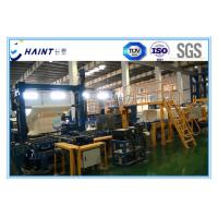 Buy cheap Customized Pulp Mill Equipment , Automatic Paper Mill Machinery Pulp Baling Line product