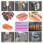 Manufacturer& exporter of Fish Processing Equipment Manufactures