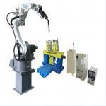 Buy cheap Hwashi welding robot CNC welded welder industrial arm robot weld, small industrial robot from wholesalers