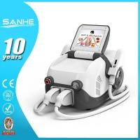 Buy cheap Sanhe Beauty Spa IPL SHR /Portable SHR IPL laser hair removal machine prices from wholesalers
