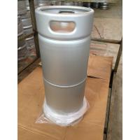 Wholesale 20L US beer keg with 2inch tri clover on top, for beer brewing equipent from china suppliers