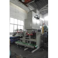 Automated Weighing Filling Coal Bagging Machine Support Paper / Kraft Bags