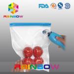 Buy cheap Plastic food vacuum seal bags / vacuum food storage packaging from wholesalers