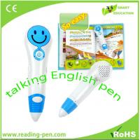 Buy cheap smart toy talking pen for kids to learning English from wholesalers
