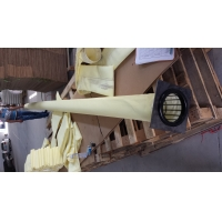 Buy cheap 6000mm TFE Scrim  High Temperature P84 Dust Collector Filter Bags from wholesalers