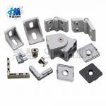 Buy cheap Aluminium Profile Connectors Corner Angle Bracket from wholesalers