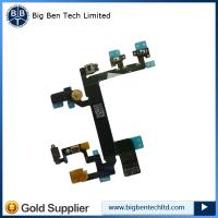 Buy cheap For iphone 5S power button flex cable from wholesalers