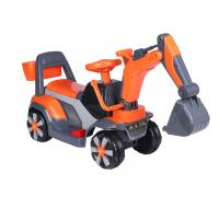Wholesale Professional Childrens Electric Ride On Cars / Sit On Excavator Toy EN71 Approved from china suppliers