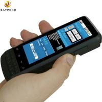 Buy cheap Mobile Personal Digital Assistant Raypodo USB OTG Port With 2D Barcode Scanner NFC from wholesalers