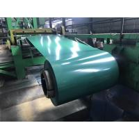 Buy cheap G3312 A755 JIS ASTM Pre Painted Galvanized Steel Coils 600 - 1250mm Width PPGI from wholesalers