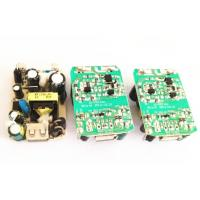 Buy cheap 5V 1A 5V 2A power adapter PCB  adaptor PCB  mini PCB charger  open frame power supply from wholesalers