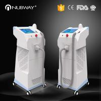 Buy cheap 3 Wavelengths Diode Laser Hair Removal Machine 755/808/1064nm Long Lasting Result from wholesalers