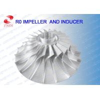Buy cheap Turbo Compressor Wheel Impeller And Inducer Marine Turbocharger TL-R160/ 200 / 250 / 320 / 400 / 500 / 630 / 750 25 / 26 from wholesalers
