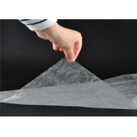Buy cheap Clothing Garment Hot Melt Adhesive Web Copolyester Material High Stripping Strength from wholesalers