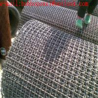Buy cheap Stainless Steel Crimped Wire Mesh with Close Edge /galvanized crimp weave wire mesh/weave mesh crimped wire mesh from wholesalers