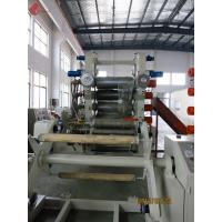 3.5 - 35 M / Min Roller Speed Calendering Machine , Rigid PVC 6 / 4 Roll Calender Manufactures