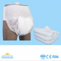 Buy cheap Pulp Sleepy Adult Disposable Diapers , Economy Adult Diaper Pants Underwear from wholesalers