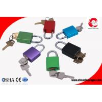 Buy cheap Safety Packlock for Lockout Tagout ,  Aluminum Padlock Lockout with CE ROHS Certificate from wholesalers