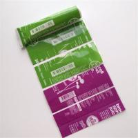 Buy cheap Waterproof Printed Shrink Wrap Bottle Labels PVC/PET For Snack Food Vegus Juices from wholesalers