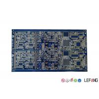 Wholesale TG130 PCBgid Printed Circuit Boards 4 Layers 1.6 Mm  Thickness For Safety Detector from china suppliers
