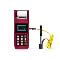 Buy cheap Portable Hardness Tester, With Customized Material Function from wholesalers