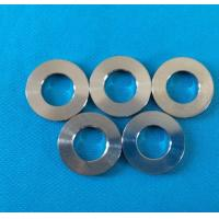 Buy cheap DIN 125 GR5 titanium washer alloy Titanium Fastener acid and alkali resistance from wholesalers