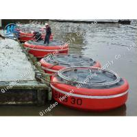 Buy cheap Boat Docking Foam Boat Fenders Solid Filled Fenders To Protect Ships Iso 9001 from wholesalers