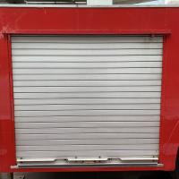 Buy cheap Aluminun Alloy Truck Roller Shutters  White Color 3 years Warranty from wholesalers