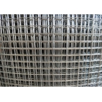 Buy cheap 8 Gauge Galvanized Welded Wire Mesh , 2x2 Pvc Coated Welded Mesh from wholesalers