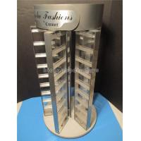 Buy cheap Fashion Accessories Retail Rotating Earring Display Rack For Brand Jewelry Shops from wholesalers