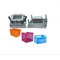 Buy cheap plastic coke crate bucket mould/mold from wholesalers
