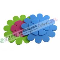 Wholesale Multipurpose Food Grade Silicone Kitchen Table / Cup Mat with 15.5 * 15.5cm, 8.5* 8.5cm from china suppliers