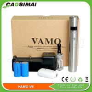 Wholesale 2014 hot selling e cig vv mod vamo v6 kit from china suppliers