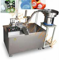 Cap Liner Wadding/Inserting Machine/Cap Lining Machine Manufactures