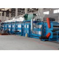 Buy cheap Steel Sheet Rock Wool Production Line Hydraulic Double Belt  Included from wholesalers