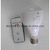 Buy cheap Remote Control LED Light Bulb from wholesalers