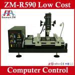 Buy cheap bga rework machine  ZM R590 BGA rework station, bga reballing machine from wholesalers