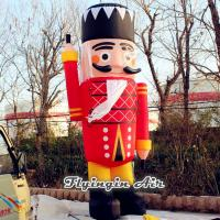 Buy cheap Customized Inflatable Puppet, Inflatable Soldier, Inflatable Guard from wholesalers
