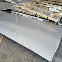 China 2D ASTM A240 436L Cold Rolled Stainless Steel Sheet 0.5 - 3mm for Exhaust Pipe on sale