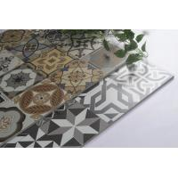 Buy cheap Floret Brick Ceramic Tile Flooring 9.5-10 MM Thickness Heat Insulation from wholesalers