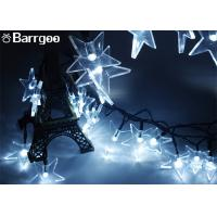 Buy cheap 4.8M Solar LED Christmas Lights Star Fairy String Lights Waterproof Lamp  20 LED For Garden from wholesalers