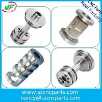 China Aluminum, Stainless, Iron, Bronze, Brass, Alloy, carbon Steel Textile Machine Parts Factory on sale