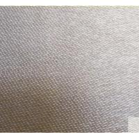 Buy cheap Silica Fiberglass Woven Filter Cloth Low Thermal Conductivity OEM Accepted from wholesalers