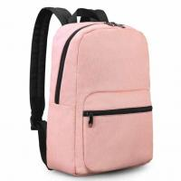 China Female Strong Rolling Backpacks For School 20-35 Litre Zipper Closure on sale