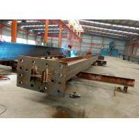 Buy cheap Steel Support Beam Prefab Structural Steel Beams And Columns Fabrication from wholesalers
