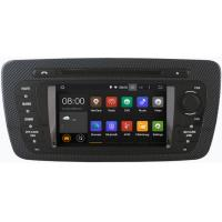 Seat Ibiza 2009+ Auto Radio GPS 6.2 Inch Digital Touch Screen Stereo DVD Player For Car Manufactures